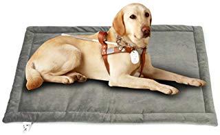 Alfombra suave de cama para mascotas