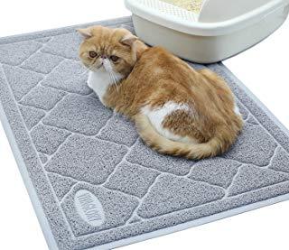 Alfombra para arena de gatos