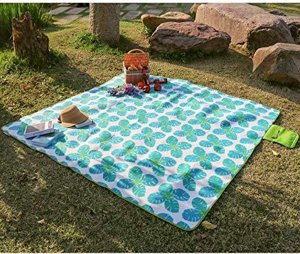 Alfombra extra grande para picnic