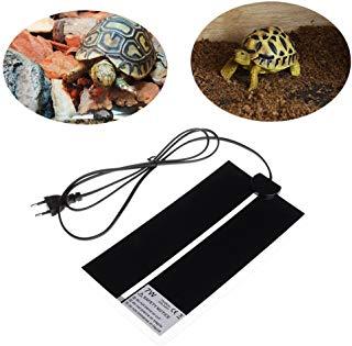 Cama termica para reptil