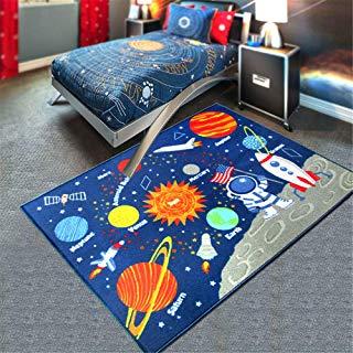 Tapete dormitorio infantil