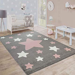 Alfombras para niños con estrellas grandes