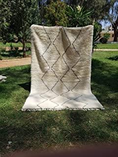 alfombra bereber lana